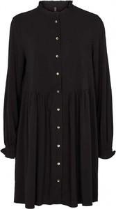 Czarna sukienka Prepair mini