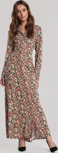 Sukienka Renee prosta w stylu boho