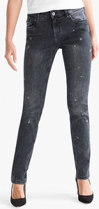 Jeansy The Denim w street stylu z jeansu