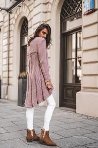 Sweter Popatu w stylu casual z wełny