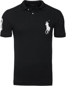 Koszulka polo Ralph Lauren z krótkim rękawem z bawełny