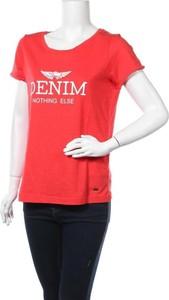 T-shirt ARIZONA z okrągłym dekoltem