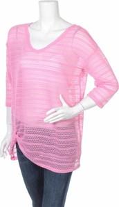 Różowa bluzka Next z długim rękawem