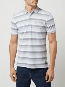Koszulka polo Pierre Cardin w stylu casual z krótkim rękawem