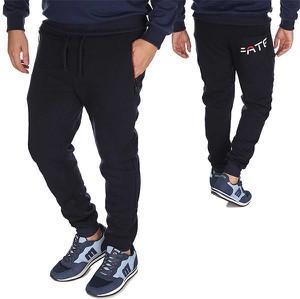 Spodnie sportowe Neidio z bawełny