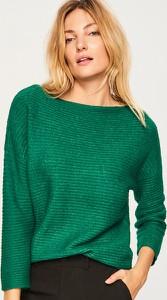 Zielony sweter Reserved