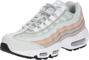 Buty sportowe Nike Sportswear w młodzieżowym stylu ze skóry