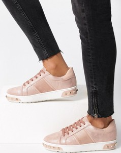Born2be różowe buty sportowe capricorn
