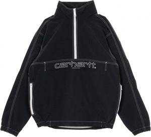 Czarna kurtka Carhartt WIP krótka