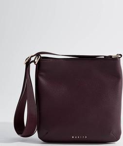 Czerwona torebka Mohito średnia