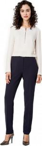 Granatowe spodnie POTIS & VERSO