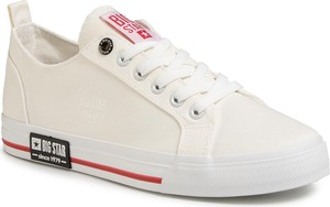 Tenisówki BIG STAR - FF174119 White
