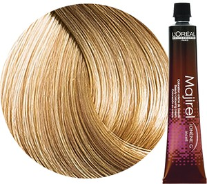 L'Oreal Paris Loreal Majirel   Trwała farba do włosów - kolor 9 bardzo jasny blond 50ml - Wysyłka w 24H!