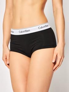 Czarne majtki Calvin Klein w stylu casual