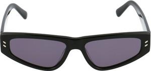 Czarne okulary damskie Stella McCartney