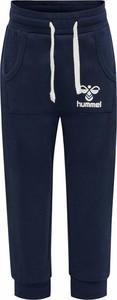 Granatowe spodnie dziecięce Hummel