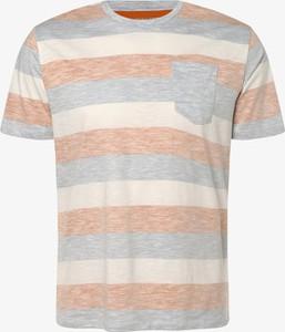 T-shirt Jack & Jones w stylu casual z krótkim rękawem