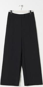 Czarne spodnie Sinsay w stylu retro