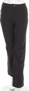 Czarne spodnie sportowe Icepeak w stylu retro