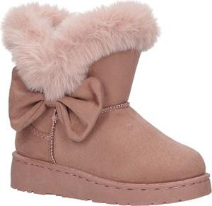 Buty dziecięce zimowe Casu