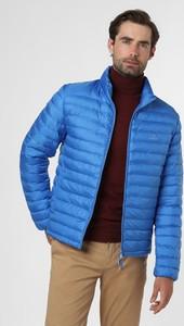 Niebieska kurtka Gant w stylu casual