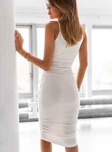 Sukienka SELFIEROOM dopasowana mini