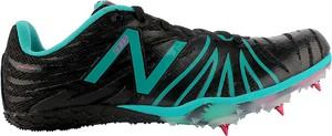 Buty sportowe New Balance sznurowane w sportowym stylu z tkaniny