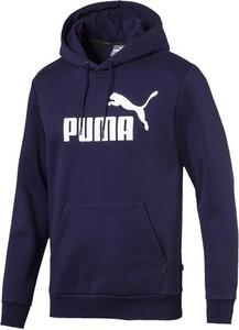 Niebieska bluza Puma