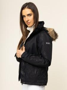 Czarna kurtka Roxy w stylu casual