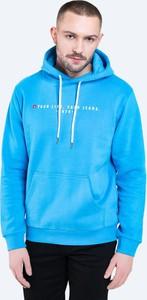 Niebieska bluza Big Star