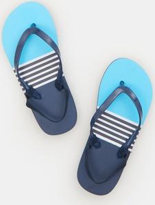 Granatowe buty dziecięce letnie Sinsay