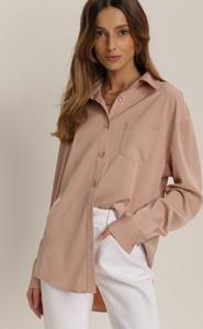 Różowa koszula Renee