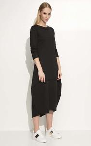 eb993fb1bb Sukienki typu mała czarna na co dzień Makadamia