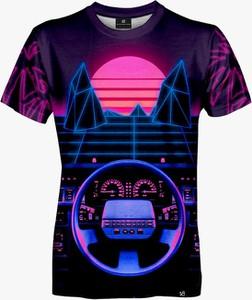 T-shirt Mars From Venus z nadrukiem z krótkim rękawem