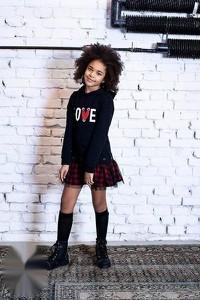 Sukienka dziewczęca All For Kids z tiulu