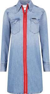 Sukienka Calvin Klein koszulowa