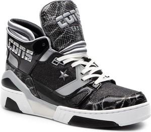 Półbuty Converse w sportowym stylu sznurowane
