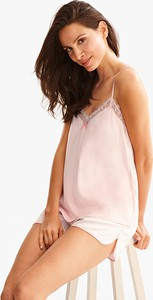 Różowy t-shirt The Lingerie
