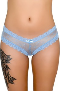 Niebieskie majtki Beauty_senses