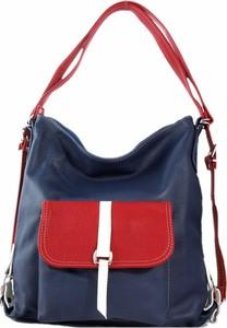 Niebieska torebka TrendyTorebki w wakacyjnym stylu