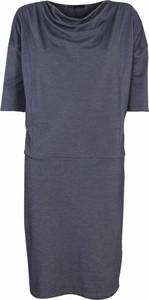 Sukienka Niren midi w stylu casual z bawełny