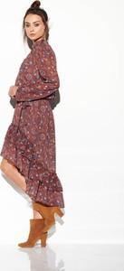 Sukienka Merg asymetryczna
