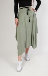 Zielona spódnica Olika w stylu casual