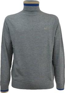Sweter Sun 68 z wełny w stylu casual