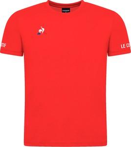 T-shirt Le Coq Sportif z bawełny
