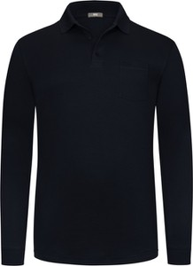Czarna bluza Brax ze sztruksu