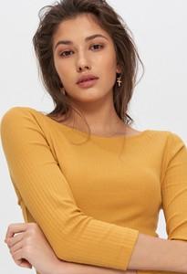 Żółta bluzka House