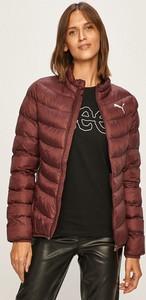 Czerwona kurtka Puma krótka w stylu casual
