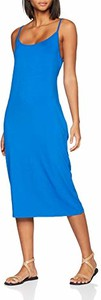 Sukienka amazon.de z dżerseju w stylu casual z okrągłym dekoltem