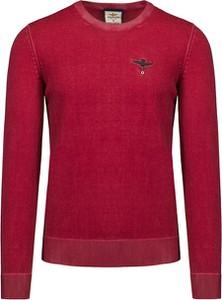 Sweter Aeronautica Militare z bawełny w stylu casual